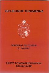 Consulat De Tunisie A Pantin